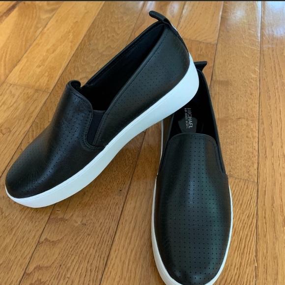 Michael Kors Teddy Slip On Sneakers